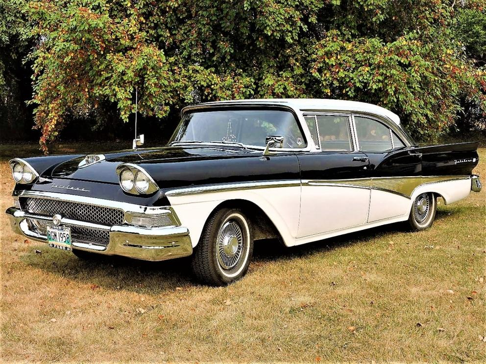 1958 Ford Fairlane 500 Ford Motor Company