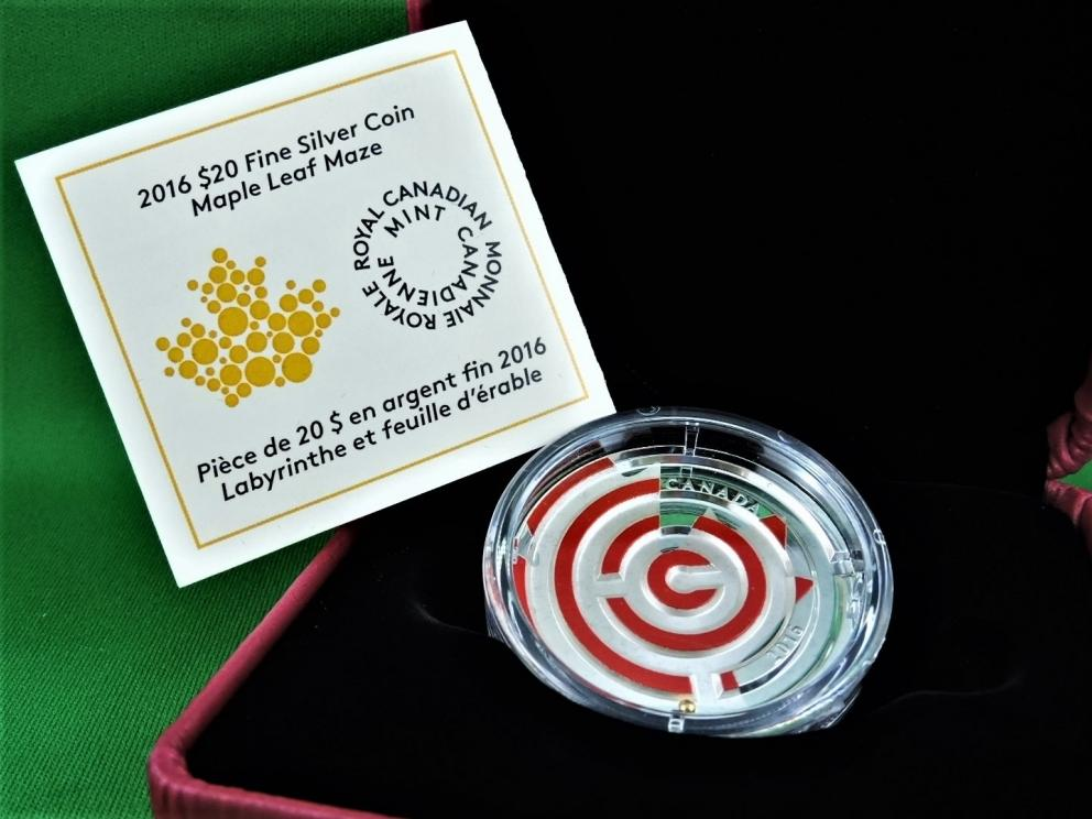 Royal Canadian Mint Issue ... The Game