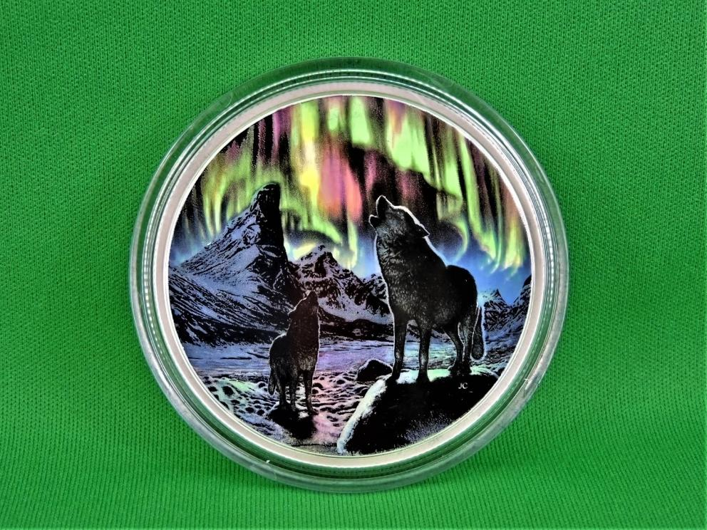 Royal Canadian Mint Issue ...WOW FACTOR