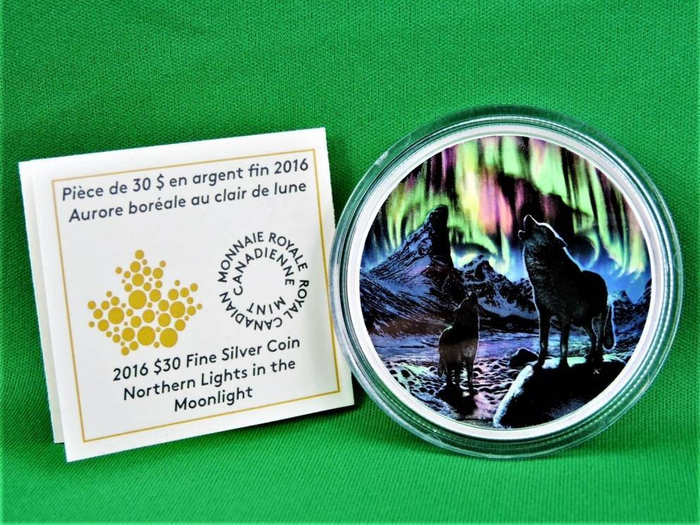 Royal Canadian Mint Issue ... WOW FACTOR