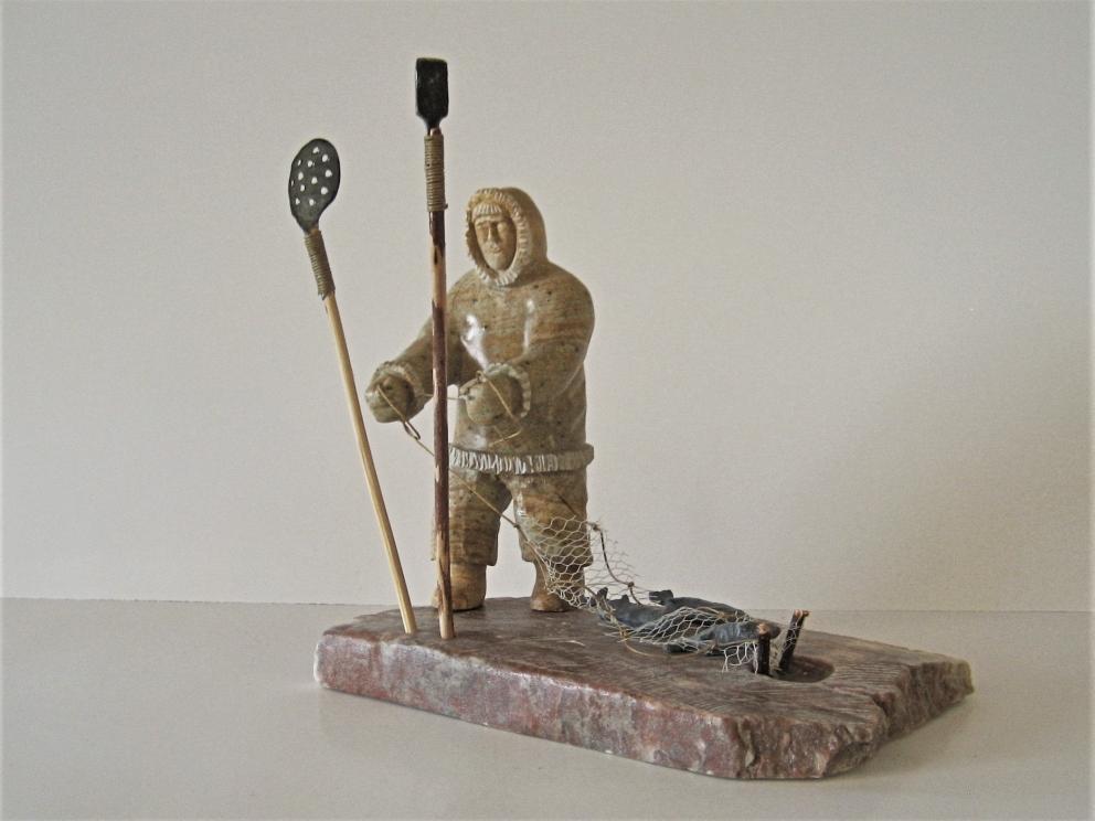 Inuk Ice Fishing