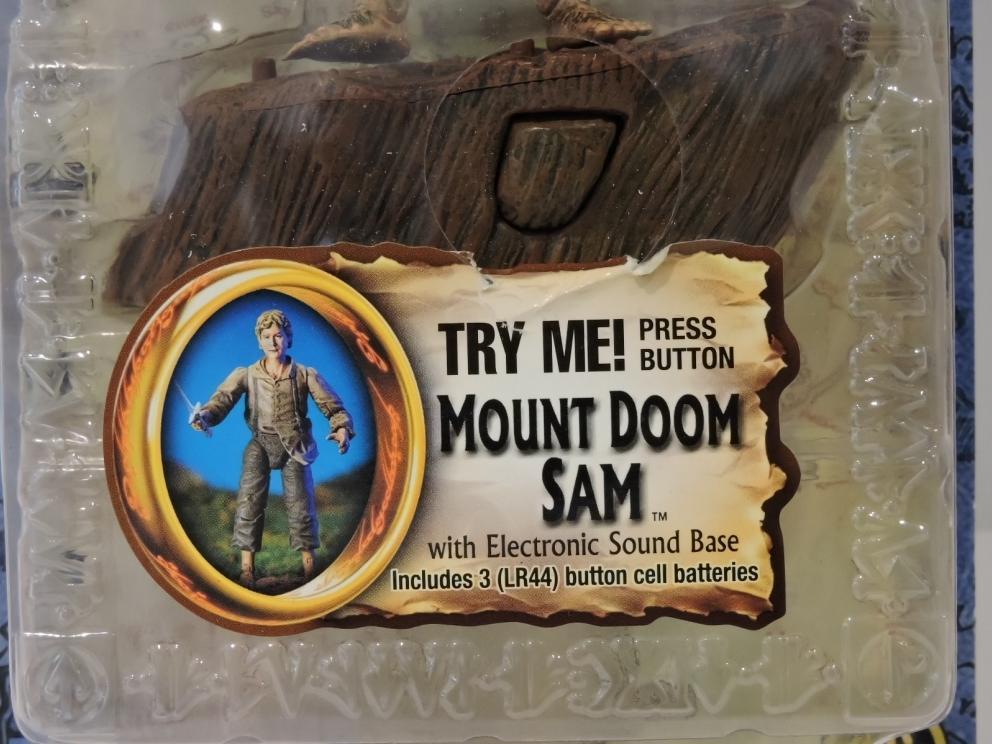 MOUNT DOOM SAM