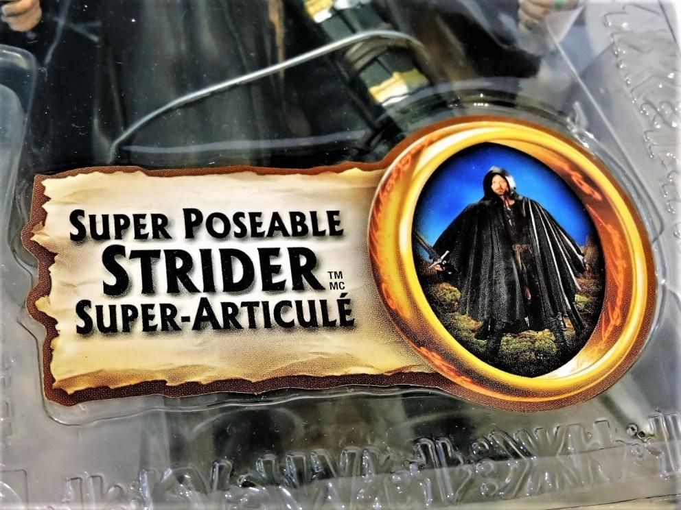 Super Poseable Striider