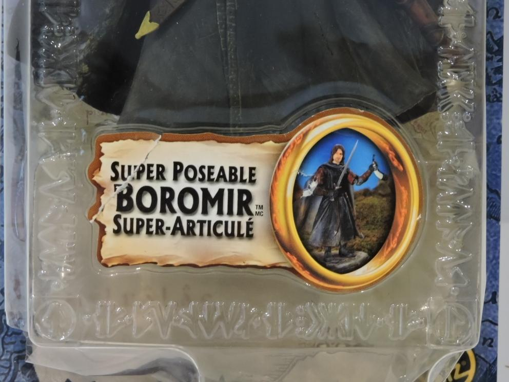 Super Poseable Boromir