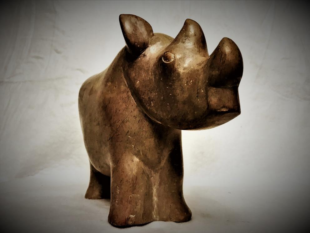 THE BABY RHINO FOR MORE INFORMATION 204 740 0439