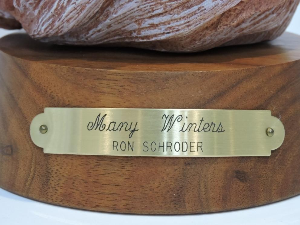 Many Winters Created by Ron Schroder