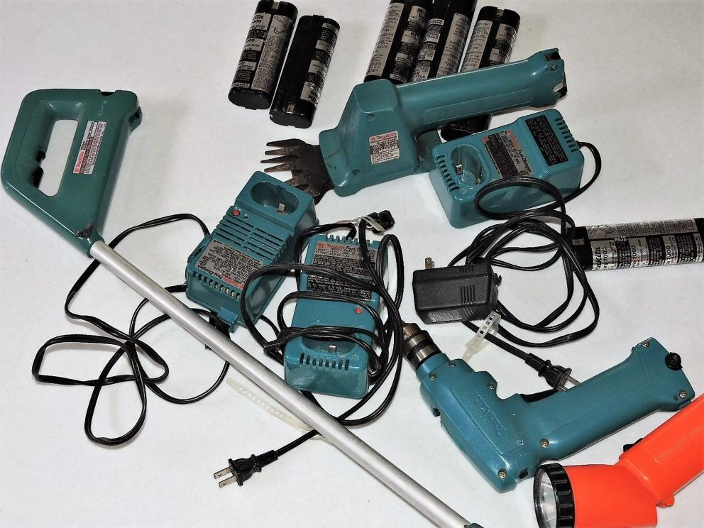 MAKITA OLS SCHOOL BATTERY OPERATED TOOLS