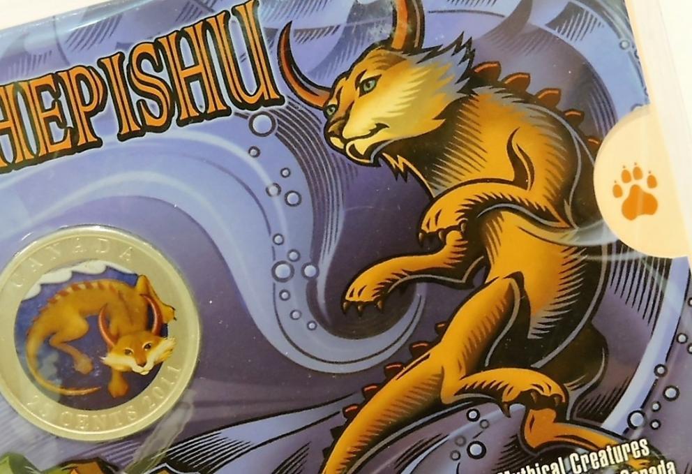 """Mishepishu """"Great Lynx"""""""
