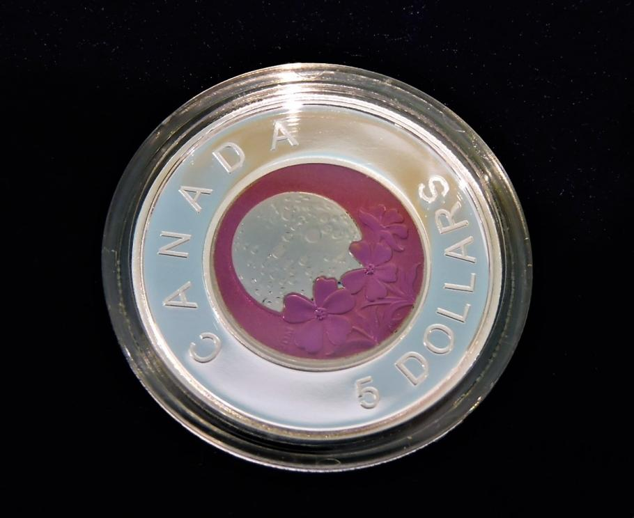 Full Moon Series Royal Canadain Mint