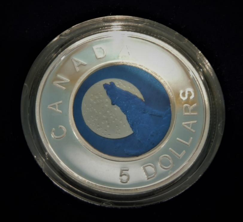 Full Moon Series Royal Canadian Mint