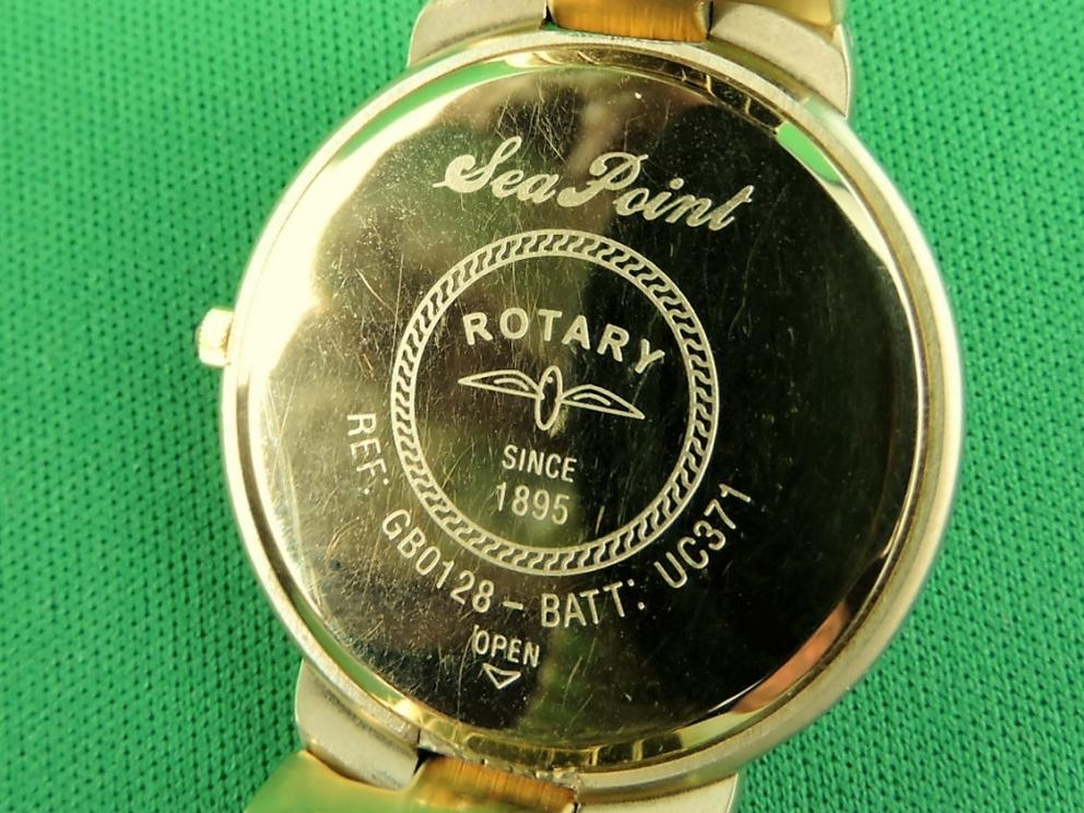 ROTARY SEA POINT WATCH