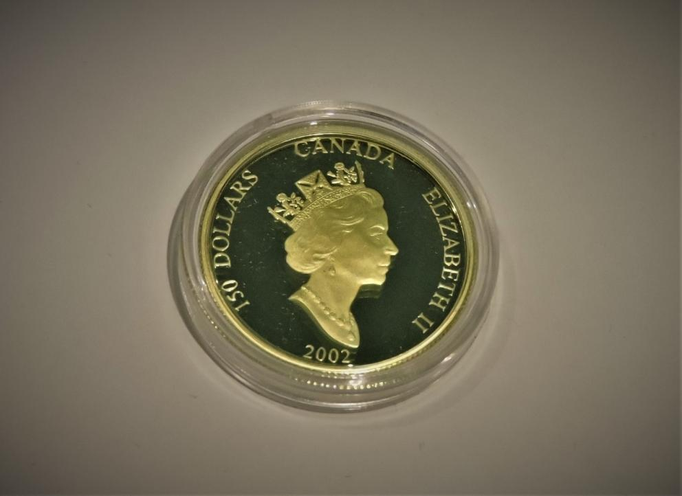 Year of the Horse $150 Gold Coin