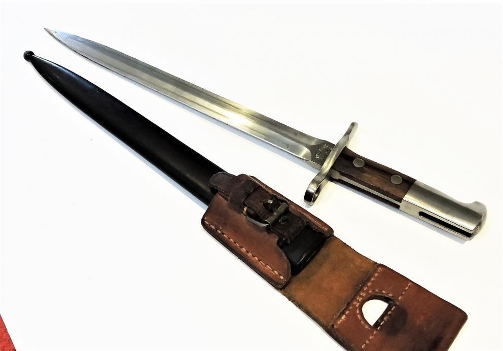 Swiss Military Bayonet