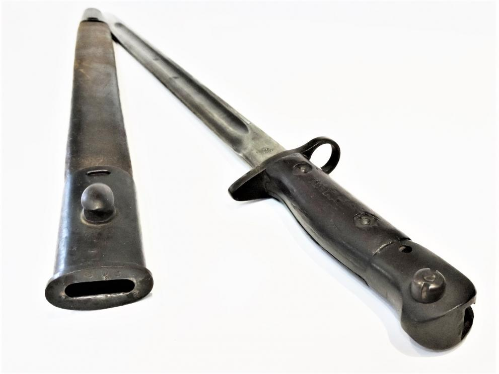BAYONET MILITARY WORLD WAR ONE