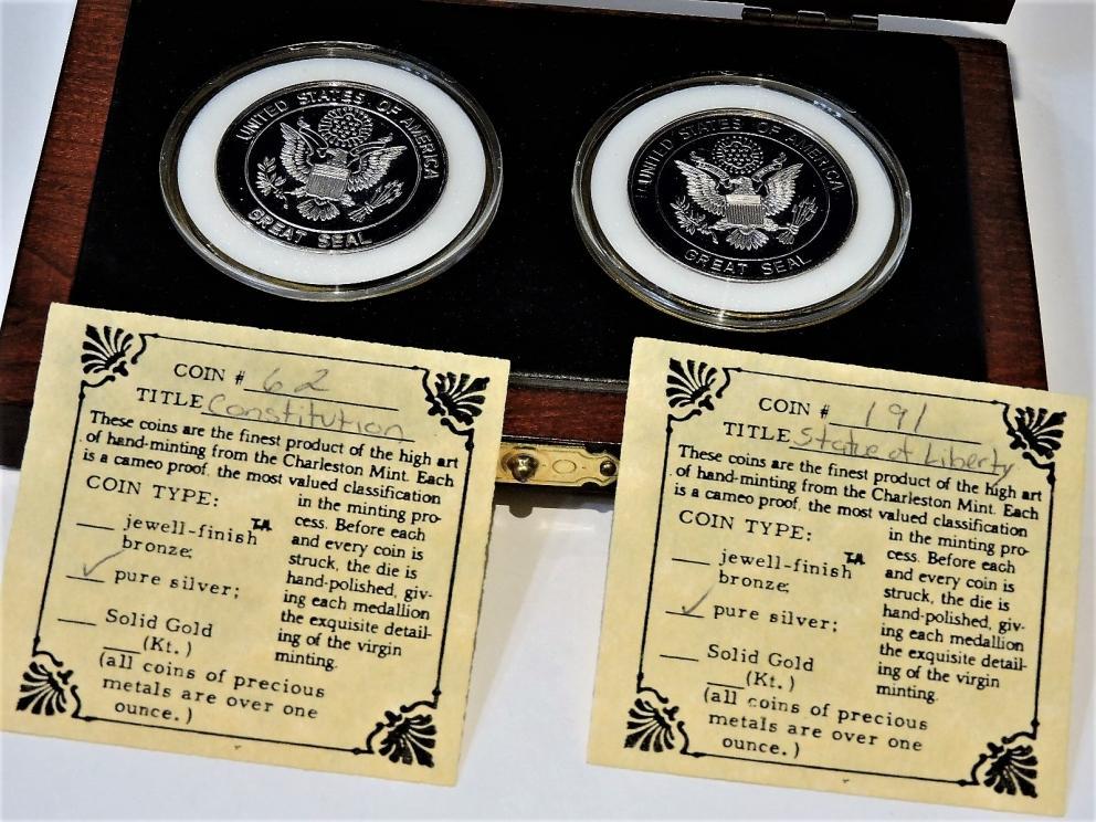 United States of America Charleston Mint