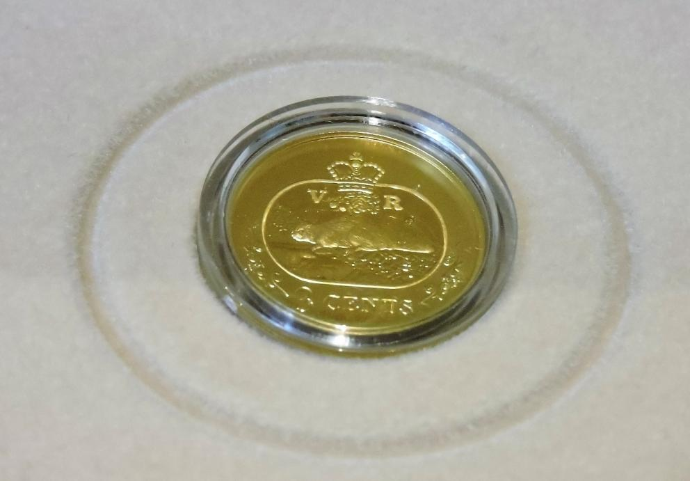 Canadian Three Cent Coin
