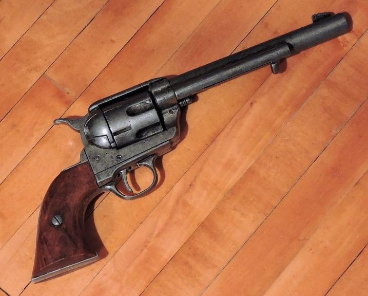 REPLICA WESTERN DECORATIVE HAND GUN FOR DISPLAY