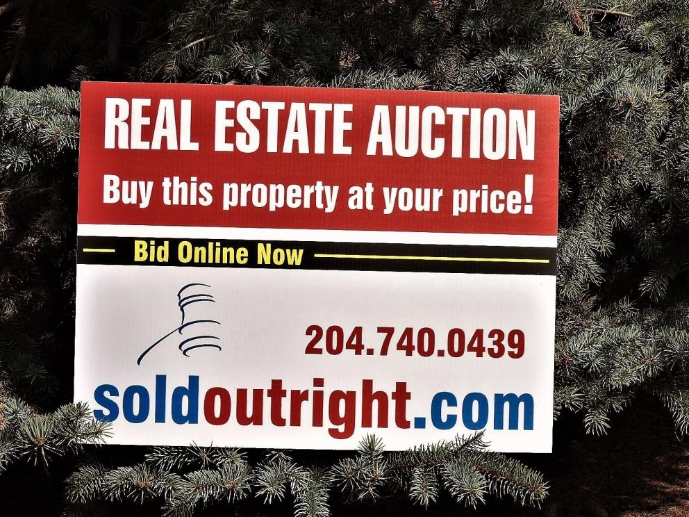 ACCELERATED AUCTION MARKETING REAL ESTATE