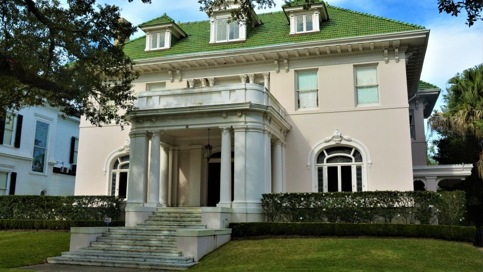 SVN to coordinate bankruptcy auction of historic  Audubon Place Mansion in New Orleans