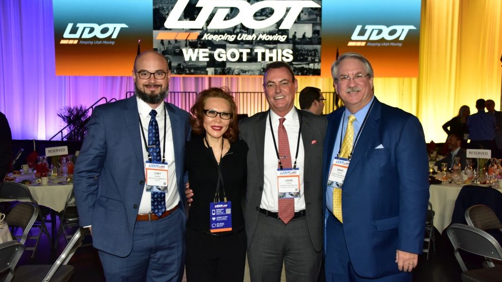 UDOT's Right of Way division makes history with Innovation Award