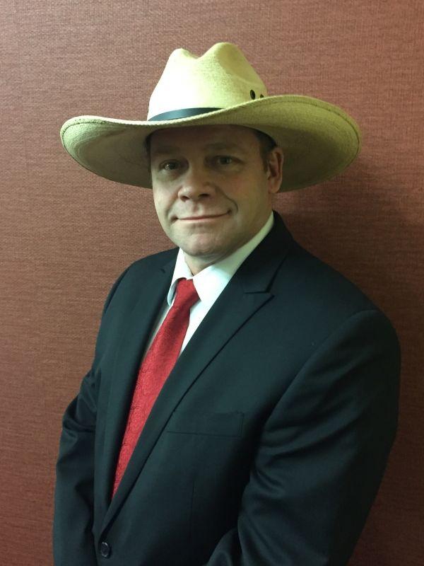 Photo of Eric Scott Marshall