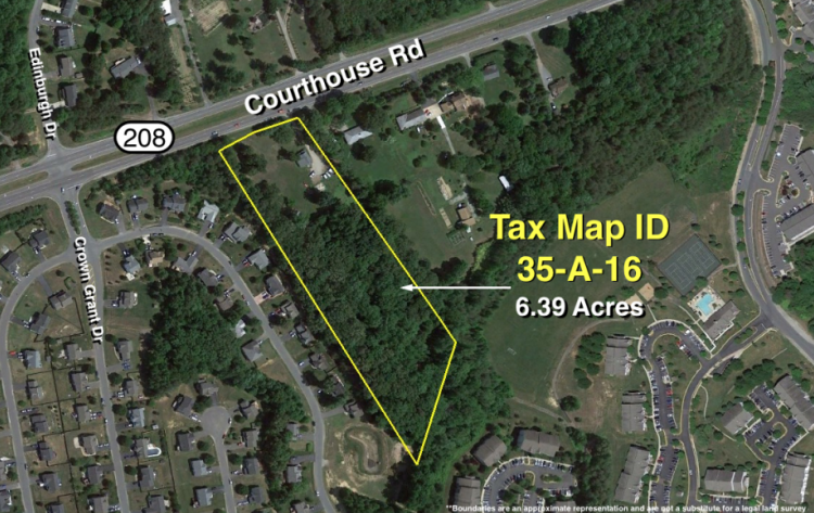 9937 courthouse rd - 6acres  detail