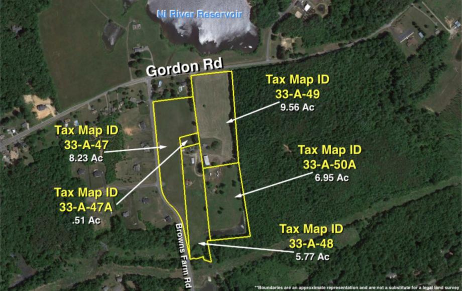 Gordon rd  detail